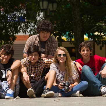 Mi Inspiración el nuevo video la banda adolescente Sexto Grado
